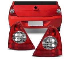 Lanterna Traseira Clio Hatch 2004 a 2012 - Total Latas - A loja online do seu automóvel