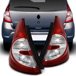Lanterna Traseira Sandero 2007 a 2011 - Total Latas - A loja online do seu automóvel