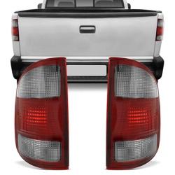 Lanterna Traseira S-10 1996 a 2000 Fumê - Total Latas - A loja online do seu automóvel