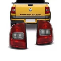 Lanterna Saveiro Cross GV/GVI 2009 a 2016 Fumê - Total Latas - A loja online do seu automóvel