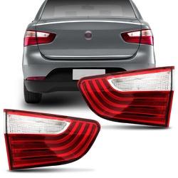 Lanterna Traseira Siena Grand 2012 a 2014 Mala - Total Latas - A loja online do seu automóvel