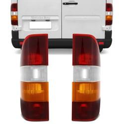 Lanterna Traseira Sprinter 1995 a 2002 Tricolor - Total Latas - A loja online do seu automóvel