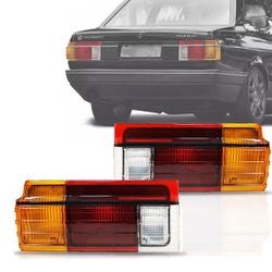 Lanterna Traseira Voyage 1981 a 1986 Tricolor - Total Latas - A loja online do seu automóvel