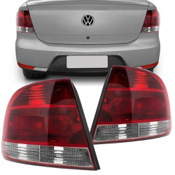 Lanterna Traseira Voyage G5 2008 a 2012 - Total Latas - A loja online do seu automóvel