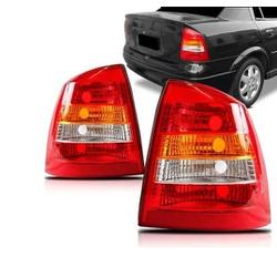 Lanterna Traseira Astra Sedan 1999 a 2001 Tricolor - Total Latas - A loja online do seu automóvel