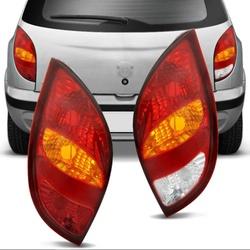 Lanterna Traseira Celta 2000 a 2004 Bicolor - Total Latas - A loja online do seu automóvel