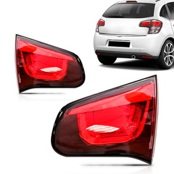 Lanterna Traseira Citroën C3 2013 a 2019 Tampa - Total Latas - A loja online do seu automóvel