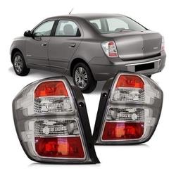Lanterna Traseira Cobalt 2012 a 2015 (Fumê) - Total Latas - A loja online do seu automóvel