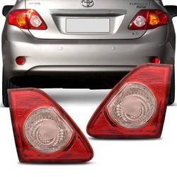 Lanterna Traseira Corolla 2009 a 2011 (Tampa) - Total Latas - A loja online do seu automóvel