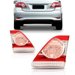 Lanterna Traseira Corolla 2012 a 2014 (Mala) Sem L... - Total Latas - A loja online do seu automóvel