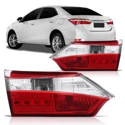 Lanterna Traseira Corolla 2015 a 2017 (Mala) Com L... - Total Latas - A loja online do seu automóvel