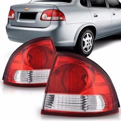 Lanterna Traseira Classic 2011 a 2016 Canto - Total Latas - A loja online do seu automóvel