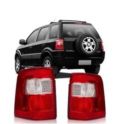 Lanterna Traseira Ecosport 2003 a 2007 (Bicolor) - Total Latas - A loja online do seu automóvel