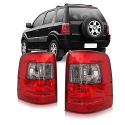 Lanterna Traseira Ecosport 2003 a 2007 (Fumê) - Total Latas - A loja online do seu automóvel