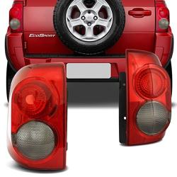 Lanterna Traseira Ecosport 2008 a 2012 (Fumê) - Total Latas - A loja online do seu automóvel