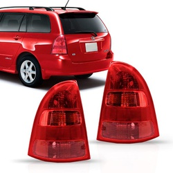 Lanterna Traseira Fielder 2004 a 2008 (Rubi) - Total Latas - A loja online do seu automóvel