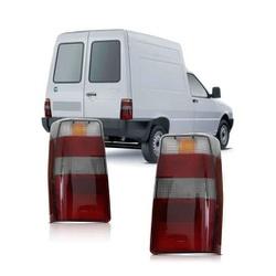 Lanterna Traseira Fiorino 2004 a 2013 (Fumê) - Total Latas - A loja online do seu automóvel