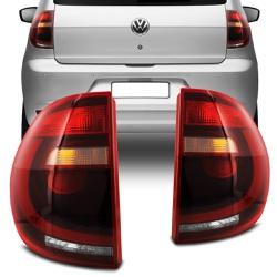 Lanterna Traseira Fox 2011 a 2014 (Fumê) - Total Latas - A loja online do seu automóvel