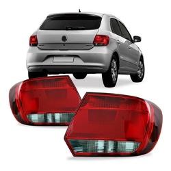 Lanterna Traseira Gol G6 2013 a 2016 (Fumê) - Total Latas - A loja online do seu automóvel