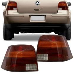 Lanterna Traseira Golf 1999 a 2007 (Tricolor) - Total Latas - A loja online do seu automóvel