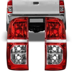 Lanterna Traseira Hilux pick-up 2012 a 2015 (Bicol... - Total Latas - A loja online do seu automóvel