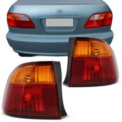 Lanterna Traseira Civic 1999 a 2000 (Canto) - Total Latas - A loja online do seu automóvel