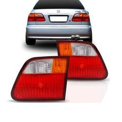 Lanterna Traseira Civic 1999 a 2000 (Tampa) - Total Latas - A loja online do seu automóvel