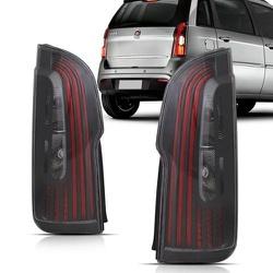 Lanterna Traseira Idea 2010 a 2016 Com Led (Fumê) - Total Latas - A loja online do seu automóvel