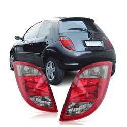 Lanterna Traseira Ka 2001 a 2007 (Fumê) - Total Latas - A loja online do seu automóvel