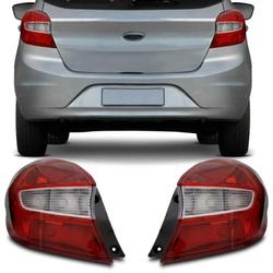 Lanterna Traseira Ka Hatch 2015 a 2017 - Total Latas - A loja online do seu automóvel