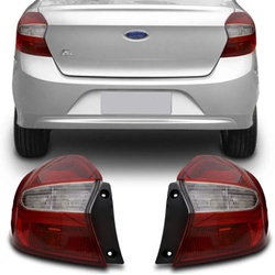 Lanterna Traseira Ka Sedan 2015 a 2017 - Total Latas - A loja online do seu automóvel