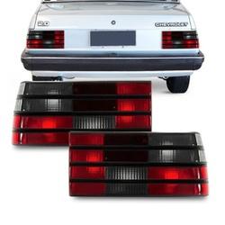 Lanterna Traseira Monza 1982 a 1990 Frisada (Fumê)... - Total Latas - A loja online do seu automóvel