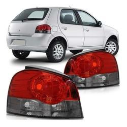 Lanterna Traseira Palio 2008 a 2009 (Fumê) - Total Latas - A loja online do seu automóvel