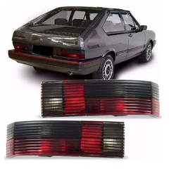 Lanterna Traseira Passat Frisada (Fumê) - Total Latas - A loja online do seu automóvel