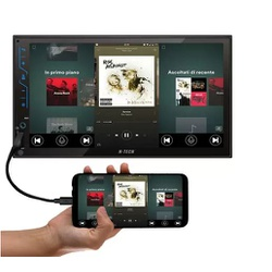 Multimídia H-Tec 3020 7 Polegada Fm/Usb/Bluetooth/... - Total Latas - A loja online do seu automóvel