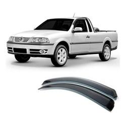 Calha de Chuva Saveiro G2/G3/G4 1996 a 2008 Fumê J... - Total Latas - A loja online do seu automóvel