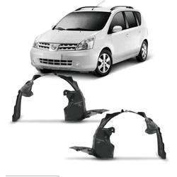 Para Barro Dianteiro Livina 2009 a 2014 - Total Latas - A loja online do seu automóvel