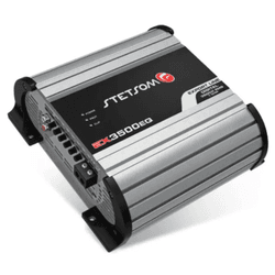 Módulo Potência Stetsom EX3500EQ 3500W RMS Digital... - Total Latas - A loja online do seu automóvel