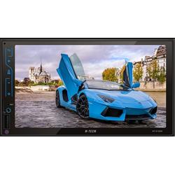 Multimídia H-Tech HT3120X 7 Fm/ Usb/ Bluetooth/ Sd... - Total Latas - A loja online do seu automóvel