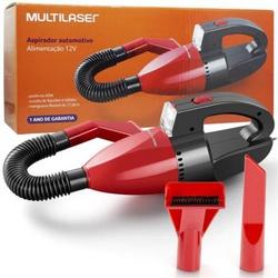 Aspirador De Pó Mini Multilaser 12V - Total Latas - A loja online do seu automóvel