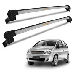 Rack Meriva 2002 a 2012 Prime Modelo Wave (Prata)... - Total Latas - A loja online do seu automóvel