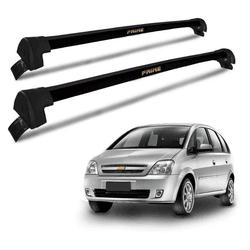 Rack Meriva 2002 a 2012 Prime Modelo Wave (Preto) - Total Latas - A loja online do seu automóvel