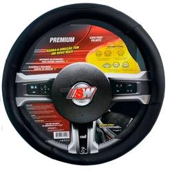 Capa para volante universal preto - Linha Premium ... - Total Latas - A loja online do seu automóvel