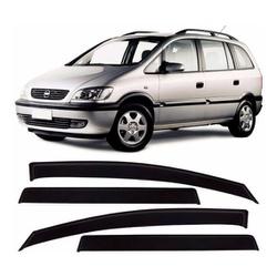 Calha de Chuva Zafira 2001 a 2012 Jg Fumê - Total Latas - A loja online do seu automóvel