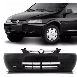 Parachoque Dianteiro Celta 2000 a 2005 (Preto) - Total Latas - A loja online do seu automóvel