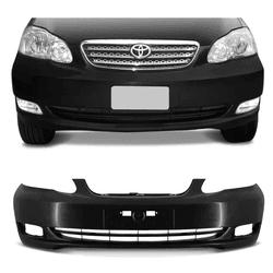 Parachoque Dianteiro Corolla 2005 á 2008 (Preto Li... - Total Latas - A loja online do seu automóvel