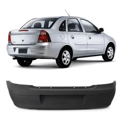 Parachoque Traseiro Corsa Sedan de 2003 á 2007 Pre... - Total Latas - A loja online do seu automóvel