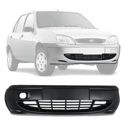 Parachoque Dianteiro Fiesta/Courier 2000 á 2002 Pr... - Total Latas - A loja online do seu automóvel