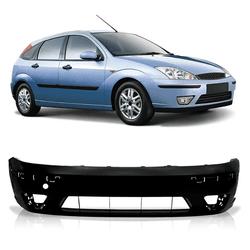 Parachoque Diantero Focus 2004 á 2008 Preto Liso (... - Total Latas - A loja online do seu automóvel