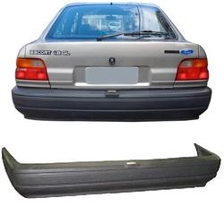 Parachoque Traseiro Escort 1993 até 1996 Cinza - Total Latas - A loja online do seu automóvel